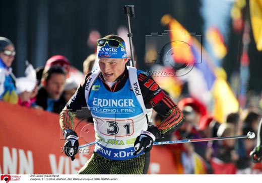 biathlon frauen staffel pokljuka