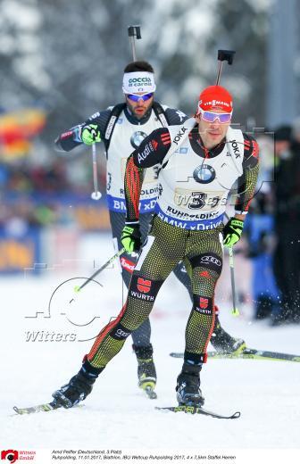 biathlon staffel ruhpolding männer 2017