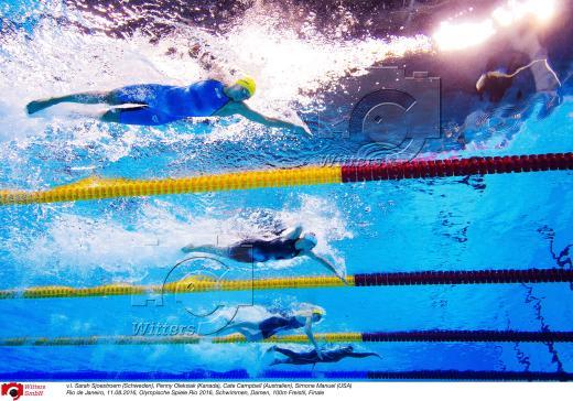 schwimmen 100 m brust damen olympia 2016