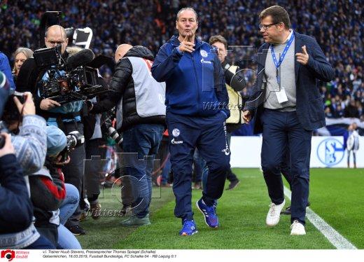 Pressesprecher Schalke 04