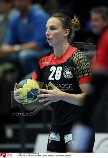 spanien deutschland handball