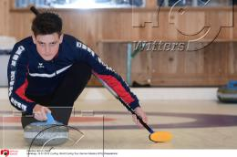 Wintersport Curling