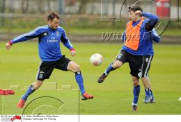 02.05.2013 | Fussball Training Hamburger SV