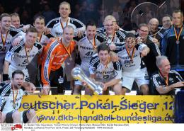 13.-14.04.2013 | Handball DHB Pokal Final Four