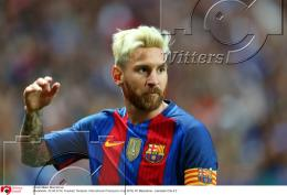 03.08.2016 | Fussball Testspiel FC Barcelona - Leicester City