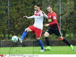 07.10.2017 | Fussball  Regionalliga HSV II - TSV Havelse