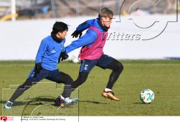 13.02.2018 | Hamburger SV Training
