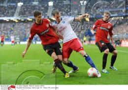 18.05.2013 | Fussball Bundesliga Hamburger SV - Bayer 04 Leverkusen