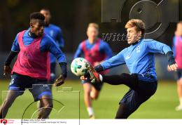 18.10.2017 | Fussball HSV Training