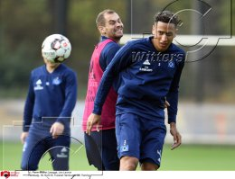 16.10.2018 | Fussball Hamburger SV Training