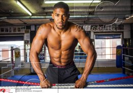21.06.2018 | Boxen Shooting Anthony Joshua