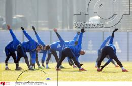 20.02.2018 | Fussball Hamburger SV Training