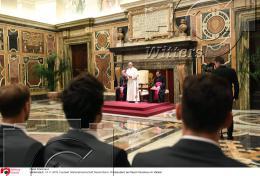vatikanstadt papst franziskus