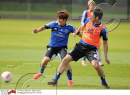 07.05.2013 |  Fussball Hamburger SV Training