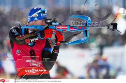 Wintersport Biathlon