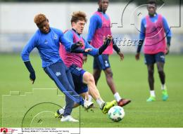27.09.2017 | Fussball Hamburger SV Training