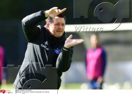 03.10.2018 | Fussball Hamburger SV Training