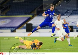 22.10.2020 | Fussball Europa League Leicester City - FC Zorya Luhansk